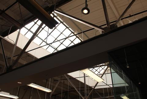 Shinola skylights