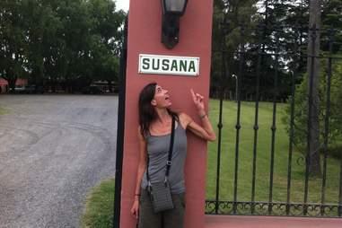 Susan Friedman, of Susan Friedman PR