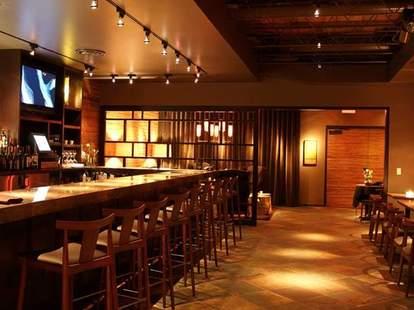 The bar at Shinsei