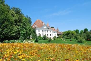 16 century castle