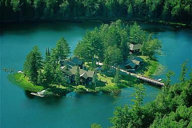 The Lodge Island