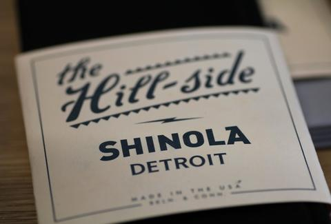 Hill-Side at Shinola
