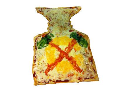 Felice's Stanley Cup pizza