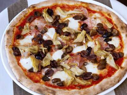 Dolce Italian-Miami-Pizza