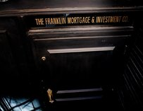 Franklin Mortgage & Investment Co. Interior--Philadelphia