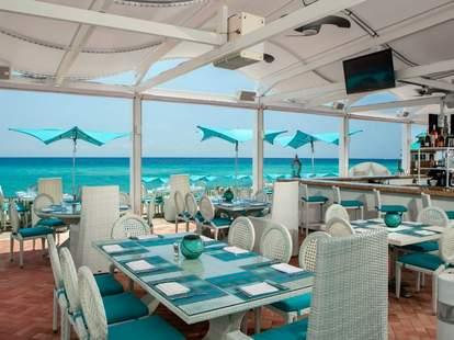 Bella Beach Club-Miami-Interior