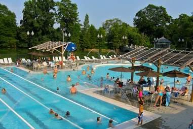 Aquatic Center Piedmont Park