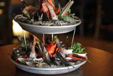 Seafood Tower - Trading Post