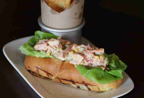 Lobster Roll - Trading Post