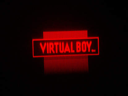 Virtual Boy logo