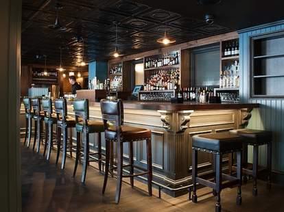 Trading Post bar interior