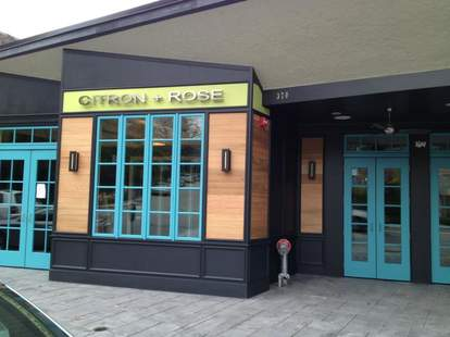 Exterior of Citron and Rose