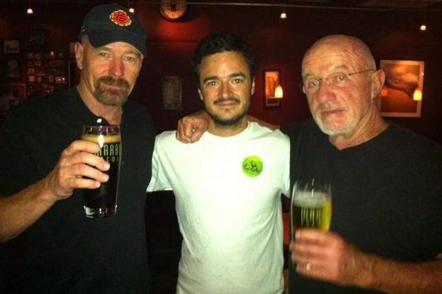 Drink up, bitch: Breaking Bad is getting not one but TWO beers brewed in its honor