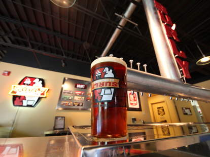 Surly taproom