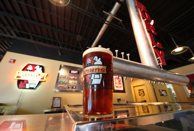 The brewery that made all the MSP taprooms possible finally made one for itself