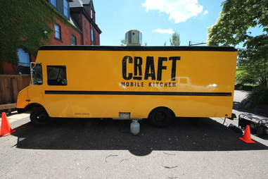 Craft Mobile Kitchen at Dr. Chocolate's Chocolate Chateau in St. Paul