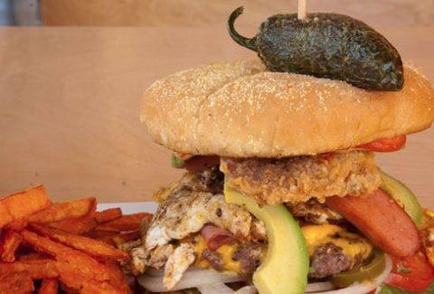 Crave Real Burgers A Denver Co Restaurant