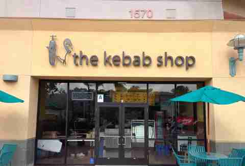 The Kebab Shop-San Diego-Exterior