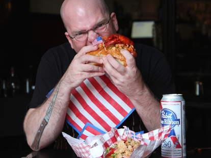 JD Fratzke's best hot dog in America
