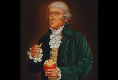 Thomas Jefferson French Fries