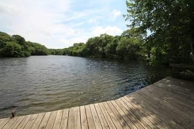 Trout Pond, Southampton
