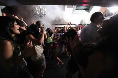 Sienna clubbing