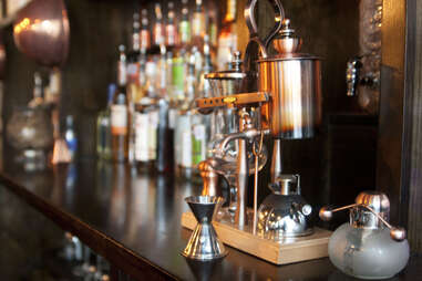 CU29 Cocktail Bar interior