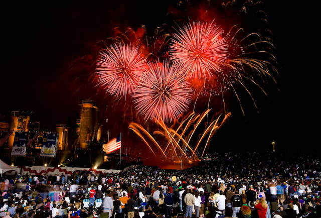 The Weekend Playbook: Gas Works and a Tiny Ninja help celebrate the 4th