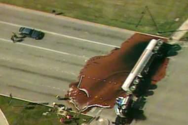 Molasses spill, Sugar Land TX