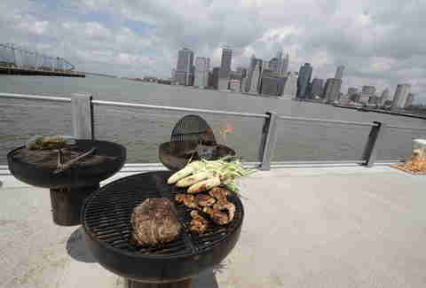 Grillin' - BK Bridge Park