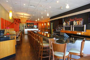 Bar at Ginger Exchange Symphony