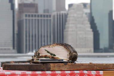 The Best Pork with the Best View in BK Bridge Park