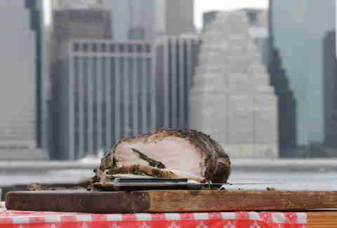 The Best Pork with the Best View in BK Bridge Park