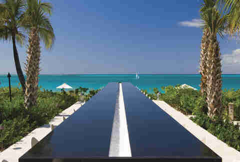 The Grace Bay Club in the Turks & Caicos