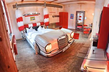V8 Hotel Carwash