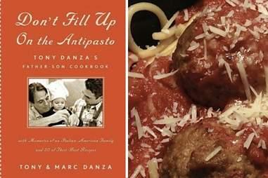 The Tony Danza cookbook.