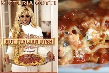 Victoria Gotti's Hot Italian Dish.
