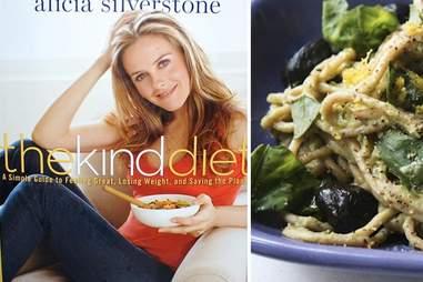 Alicia Silverstone's The Kind Diet.