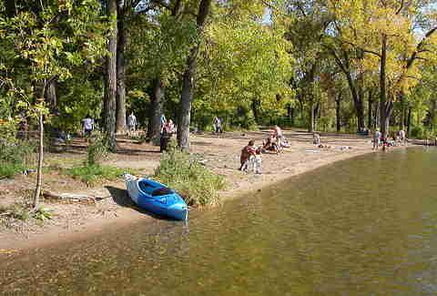 Best Swimming Beaches Twin Cities