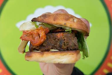 Nosh Meatloaf Sandwich