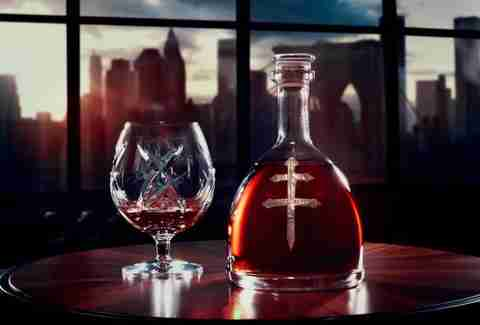 photo of D'USSE cognac