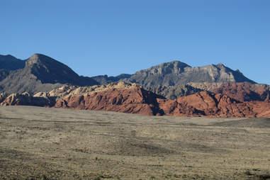 Mount Wilson Las Vegas