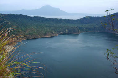 Spanish Trail Lake Taal Volcano Island