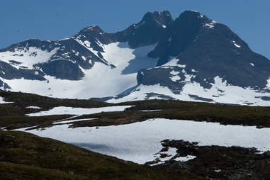 Jotunheimen National Park Norway Hurrungane