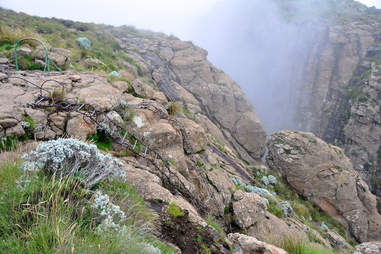 Mont aux Sources, North Drakensberg Traverse