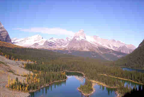 Lake O'Hara, Canadian Rocky Mountain Parks