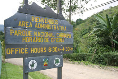 Costa Rica Chirripo Mountain
