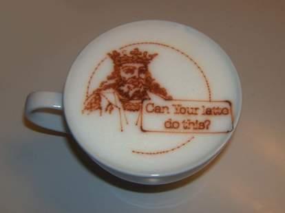 Jesus Coffee Quote