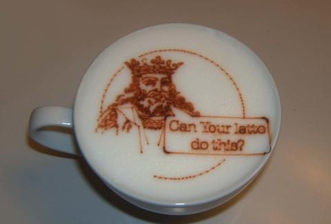 Jesus Coffee Quote