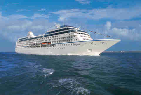 Oceania Cruises Around the World in 180 Days Cruise